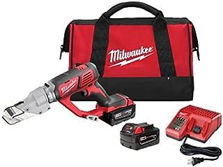 Milwaukee 2637-22 M18 Cordless 18 Gauge Single Cut Shear - Kit