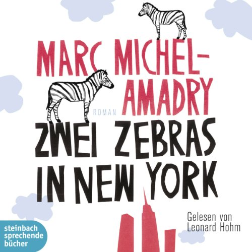Zwei Zebras in New York Titelbild