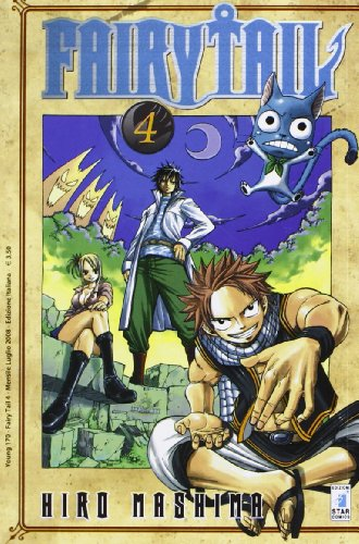 Fairy Tail (Vol. 4)