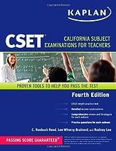 Best kaplan cset california subject examinations for teachers Reviews