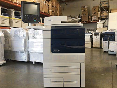 Buy Cheap Xerox Color 570 Digital Laser Production Printer/Copier – 75 ppm, Copy, Print, Scan, 2 T...