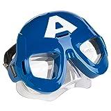 Eolo - AVENGERS Máscara buceo infantil Capitán América(ColorBaby...