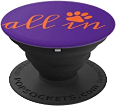Clemson SC Palmetto All In State Men Women Gif - PopSockets Grip and Stand for Phones and Tablets