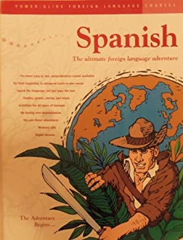 Power-Glide Foreign Language Course Workbook  The Adventure Begins  Spanish Foreign Languge Course Workbook  Power-Glide Foreign Language Adventures