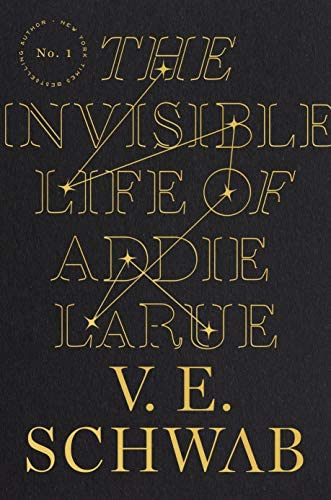 The Invisible Life of Addie LaRue product image