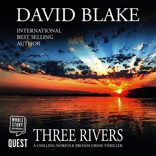 Three Rivers audiobook cover art