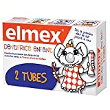 ELMEX Dentifrice Enfant Pack Double (2 x 50 ml)