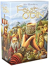 Best Solo Strategy Board Games a feast of odin box