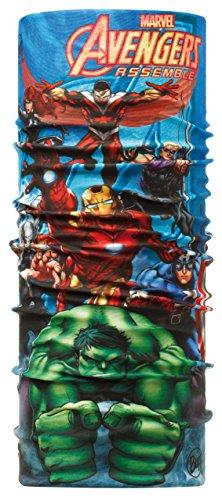 Buff Superheroes Avengers Tour de Cou Mixte Enfant, Multicolore, FR Fabricant : Taille Unique