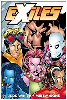 Exiles Volume 1: Down The Rabbit Hole TPB: Down the Rabbit Hole v. 1