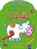 Para empezar a escribir: Mis primeros libros para aprender jugando (Mis Primeros L.Aprender...)