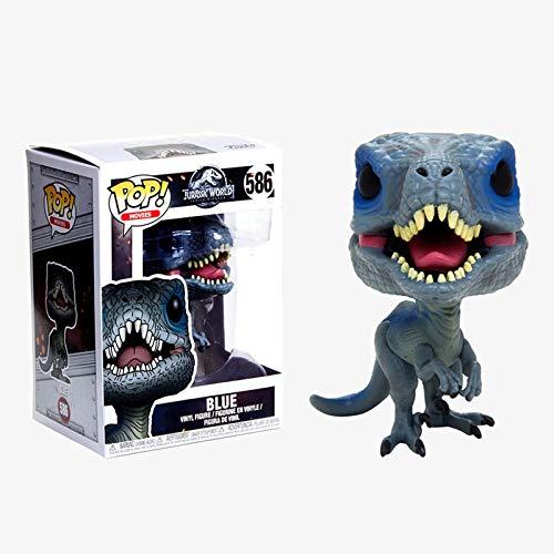 Gogowin Películas: Jurassic Park #586 Blue Chibi figura