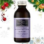 Karma Organic beauty natural Soybean Lavender Nail Polish Remover
