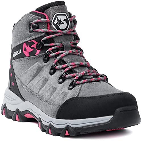 Foxelli Womens Hiking Boots