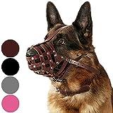 CollarDirect Dog Muzzle German Shepherd...