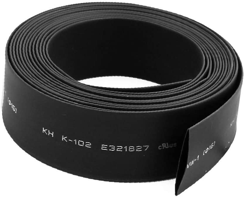 Ranking TOP6 X-DREE 16mm Dia 2:1 Heat Shrink Wire Tube gift Tubing Sleeving Cable