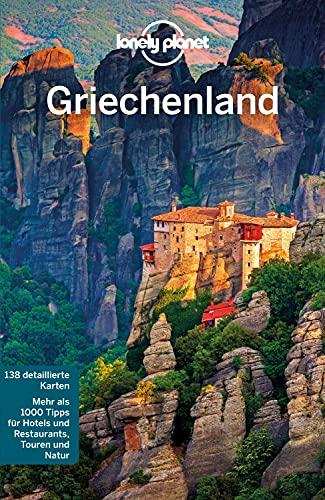 Lonely Planet Reiseführer Griechenland (Lonely Planet Reiseführer E-Book)
