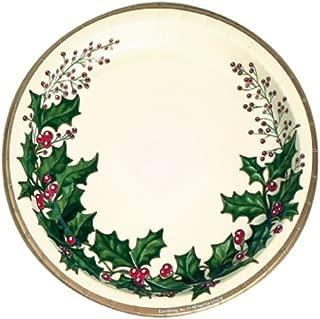 Best vintage christmas paper plates Reviews