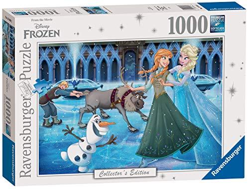 Ravensburger Puzzle 16488 - Disney Frozen - 1000 Teile