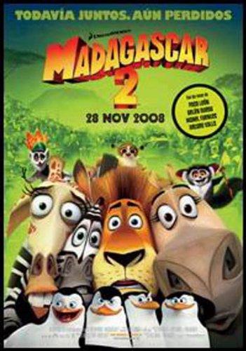 Madagascar 2 - Blu-Ray [Blu-ray]