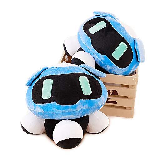 TMINCHI - Pachimari Plush   Overwatch Pachimari Plush   Little Blizzcon Mei Baby Squid Stuffed Animal Gaming Cosplay Cute Deluxe Pillow for Kids (Blue)