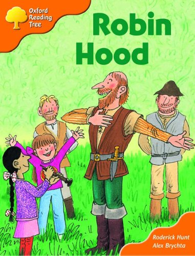 Oxford Reading Tree: Stages 6-7: Storybooks (magic Key): Robin Hoodの詳細を見る