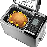 TR2500BC Ultimate Plus 2-Pound Convection Breadmaker, Stainless-Steel
