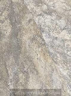 5810781 SAMPLE 8x10 INCHES Hearthstone Granite Village Paper Illusions Wallpaper Torn Faux Finish Wallpaper Illusion PaperIllusion SAMPLE