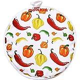 DOKKIA Tortilla Warmer Taco 12 Inch Insulated Cloth Pouch -...
