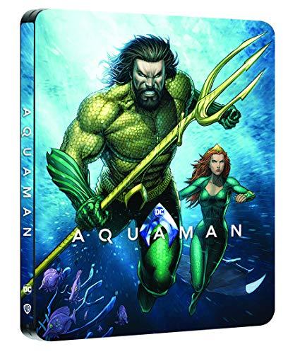 Aquaman [Francia] [Blu-ray]