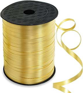 500 Yards Curling Ribbon-Balloon Ribbon-Balloon String for Art&Craft Decor,Gift Wrapping,Ribbons and Bows for Birthday Gif...