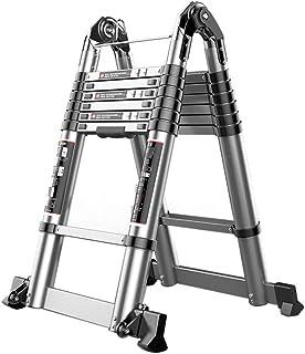 Extension ladder adjustable Ladder Aluminum Alloy Folding Extendable Extension Ladder For Home Office premium extension la...