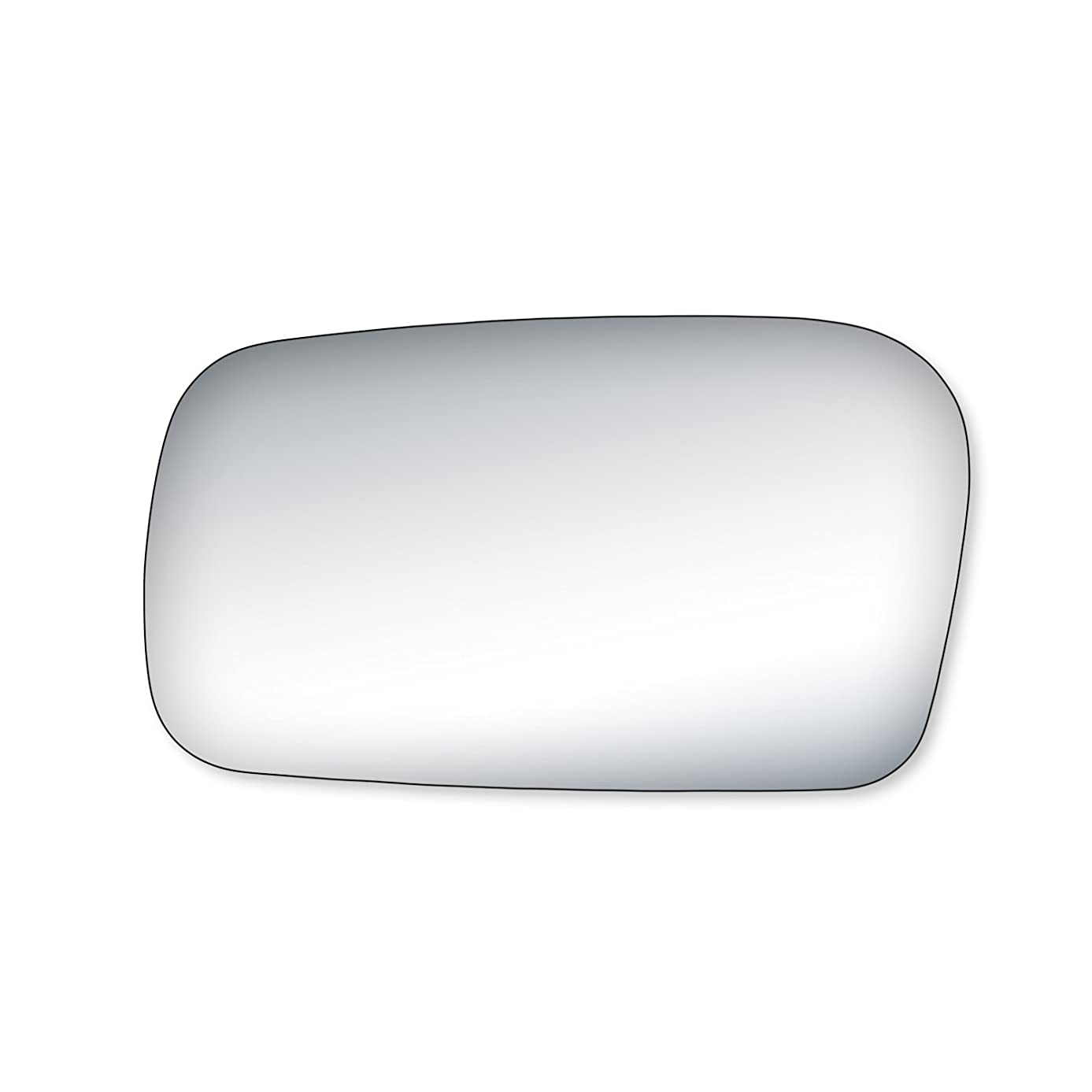 Fit System 99106 Nissan Sentra Driver/Passenger Side Replacement Mirror Glass