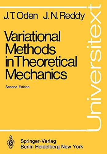 Variational Methods in Theoretical Mechanics (Universitext)