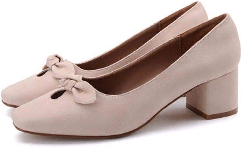 FLYRCX Ladies' Hohl, Hohl, Hohl, sexy, hohe Schuhe, einfache Art und Weise europäische Größe  34-39 B07P54T26F  König der Menge 89be7a