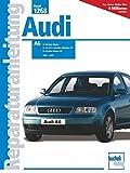 Audi A6 Limousine und Avant 1997 - 2001: 1.8-Liter-Benzinmotoren, 4-Zylinder / 2.4-/2.7-/2.8-Liter-Benzinmotoren, V6 (ohne Vierradantrieb)