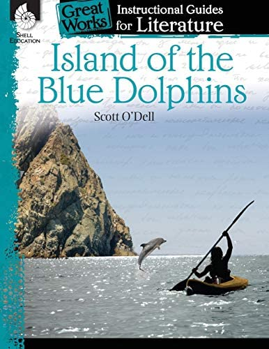 Island of the Blue Dolphins An Instructional Guide for Literature Novel Study Guide for 4th product image