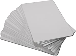 GoToTags Blank White NFC PVC ISO Cards - NTAG215-25 Pack