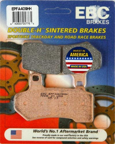 RPM EBC Extreme Outlet SALE Brake Pads Max 86% OFF - Compatible Pair wit 3 EPFA409HH