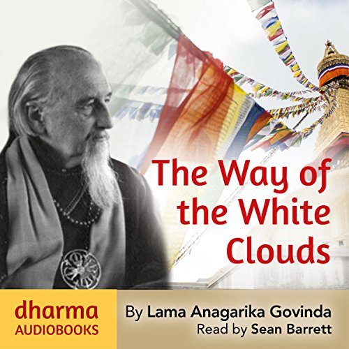 The Way of the White Clouds audiobook cover art
