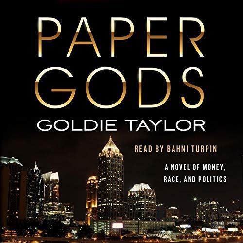 Paper Gods audiobook cover art