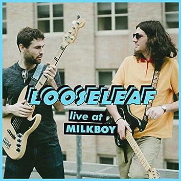 Live At Milkboy 6/29/18