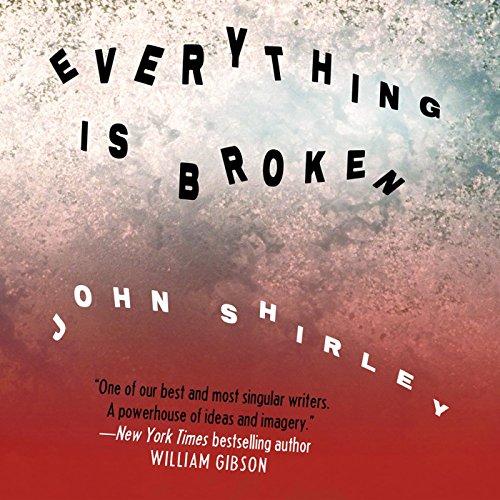 Everything Is Broken audiobook cover art