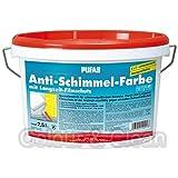 Pufas Anti-Schimmel-Farbe ELF lösungsmittelfrei 2