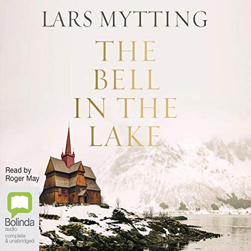 The Bell in the Lake audiobook cover art