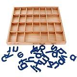 Cajas Letras Montessori