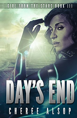 Girl from the Stars Book 3: Day's End