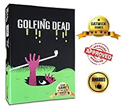 The Golfing Dead Only One Survives - Golf Card Game