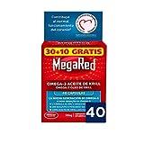 Megared Omega 3 - Aceite de Krill Complemento Alimenticio sin...