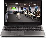 HP ZBook 15 G6 - Notebook i7, 15.6 Pollici, RAM 32 GB + SSD 512 GB, Windows 10 Pro